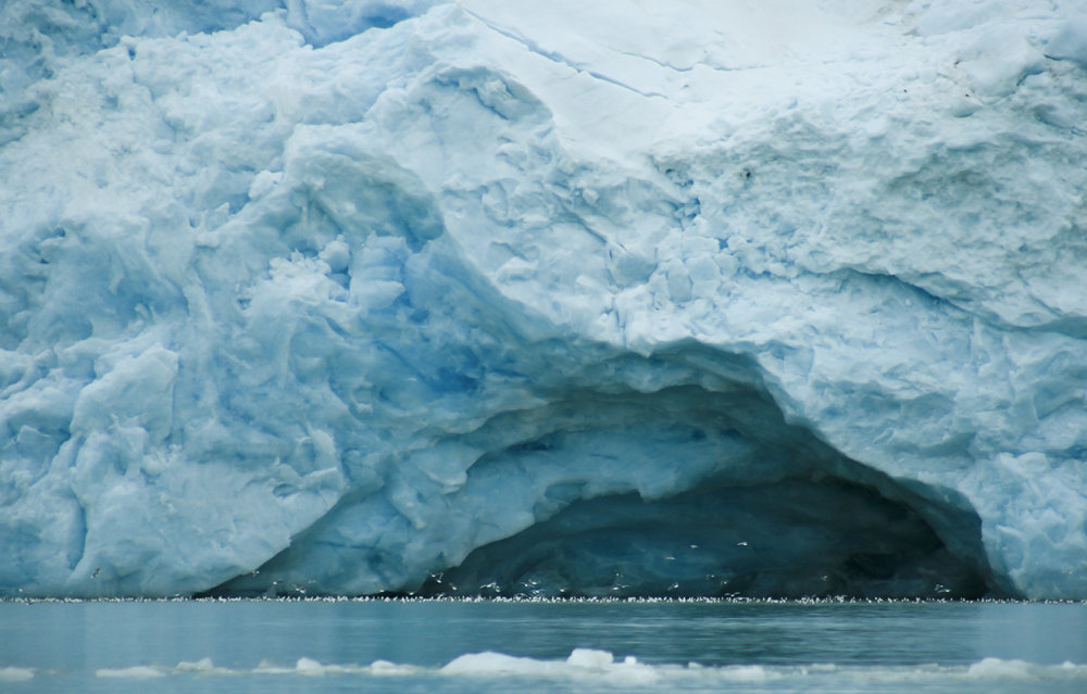 Monaco Glacier, Svalbard
