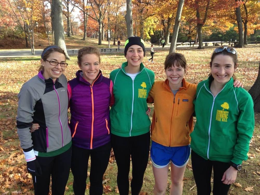 USATF Race in Franklin Park!