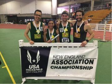FHR Men's Distance Medley Team