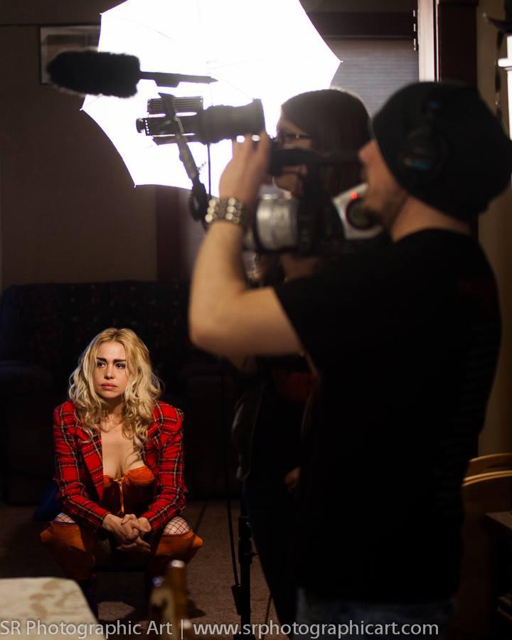 Shannon Lark as Bianca.
