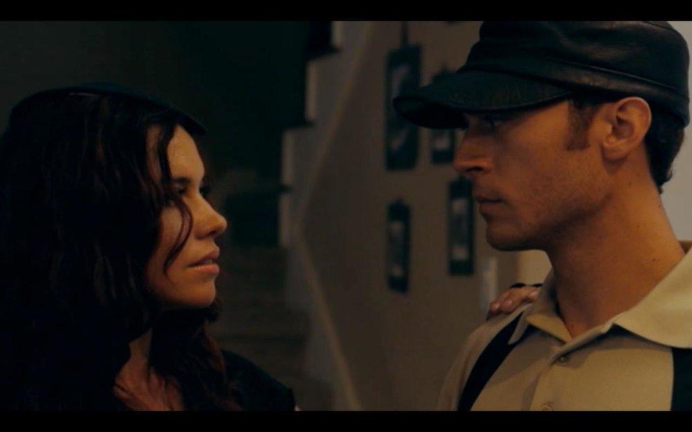 Shannon Lark as Ariel.