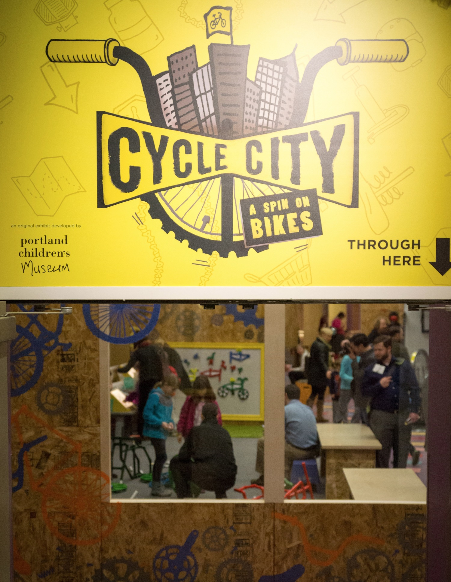 Cycle City: A Spin on Bikes — Phil Markel