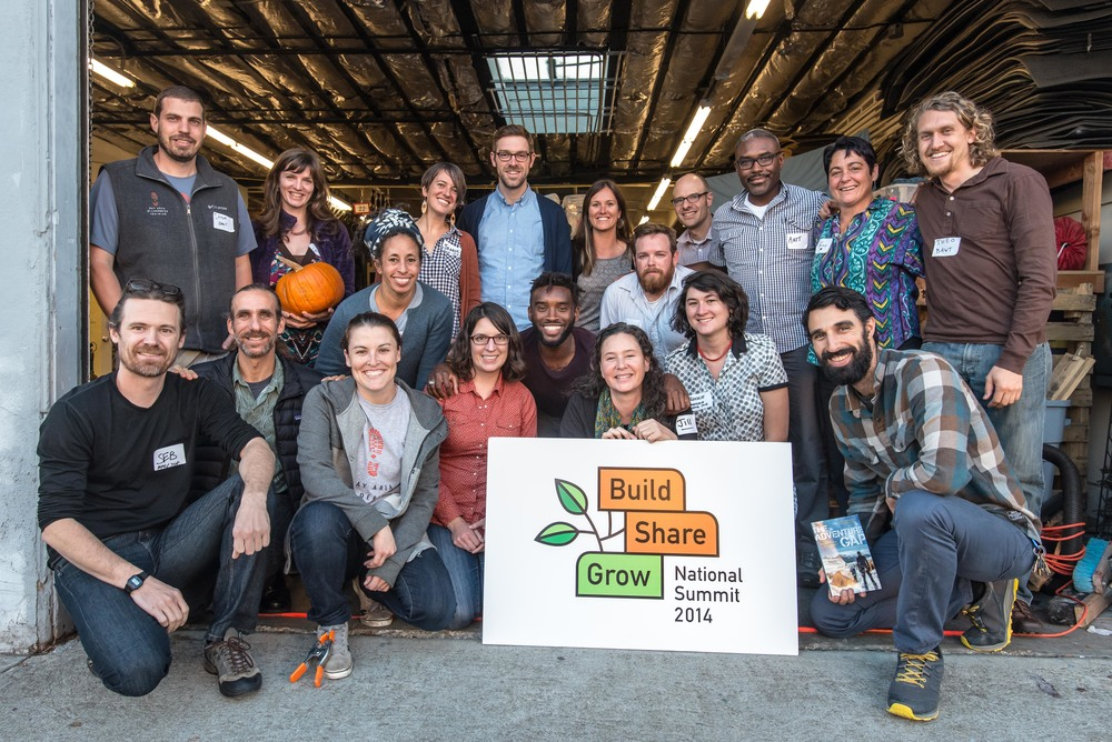 Participants from 10 US cities joined together in fall 2014 to share ideas and learn from the growing group of passionate people that make up the Network.
