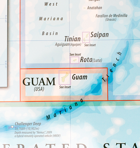 Micronesia map pacific centered world map combo hawaiian and micronesia map pacific centered world map combo gumiabroncs Gallery