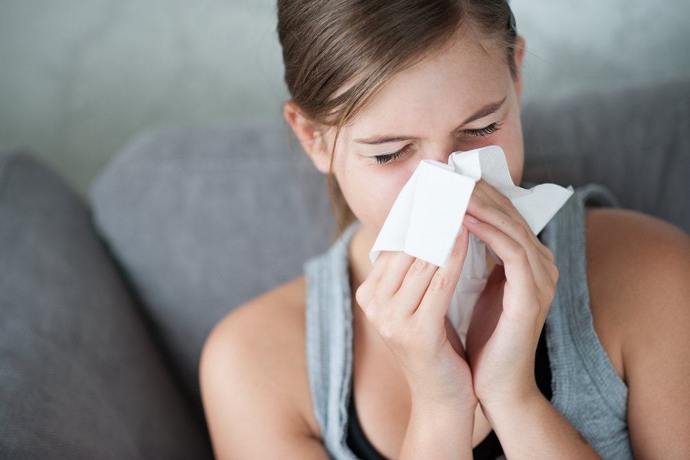 COMING SOON: Seasonal Allergies IV