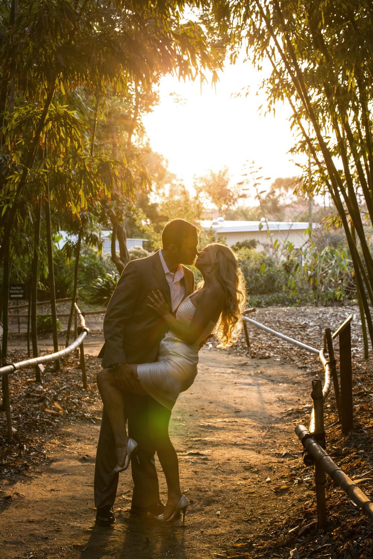 Amy and Eric\'s Engagement Session- Encinitas Botanical Gardens Dec ...
