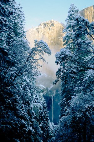 David Jordan Williams - yosemite in winter
