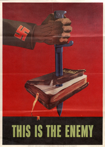 U.S. government poster from WWII