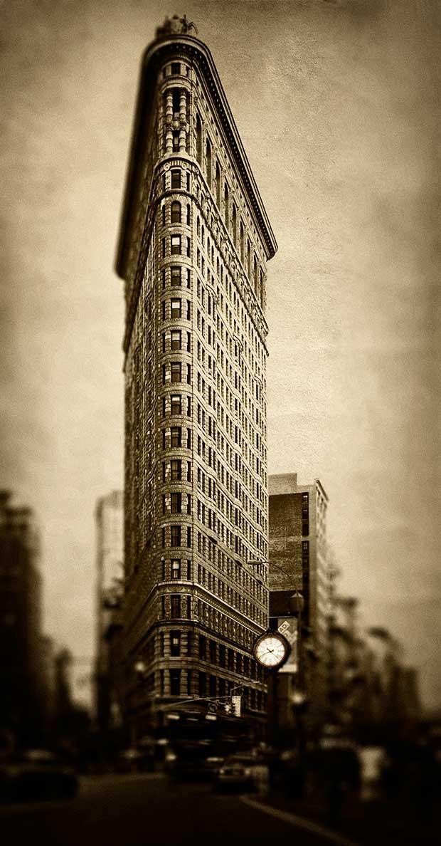 Flatiron Building, NY, NY