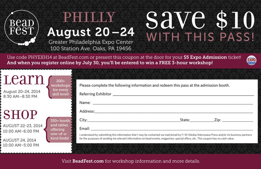 BeadFest Philadelphia — Linda K  Landy
