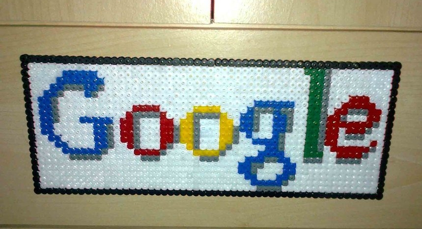 google hama beads   by      bursty1972