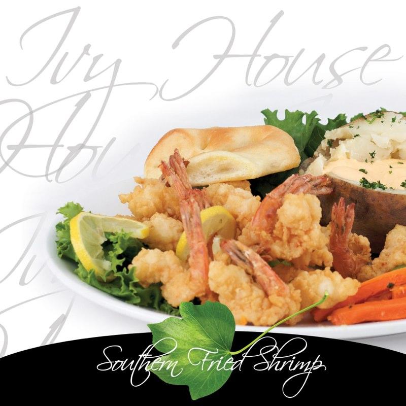 Fried Shrimp Meal