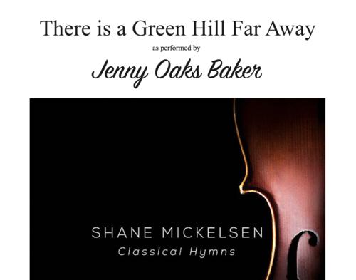 Digital Sheet Music — Jenny Oaks Baker