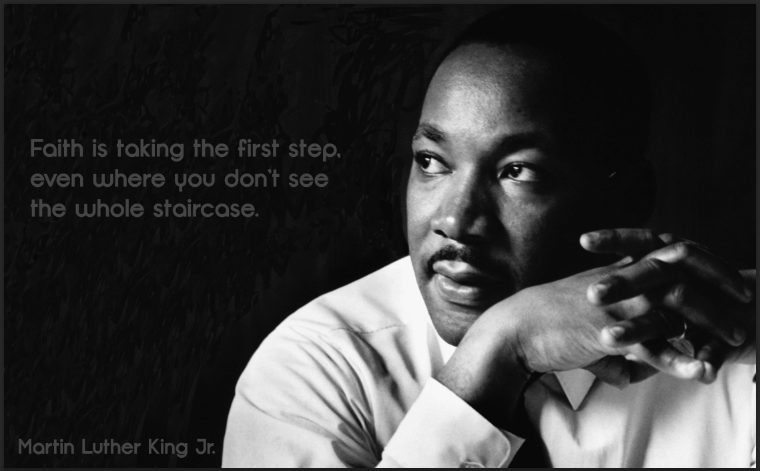 quote by Martin Luther King Jr.