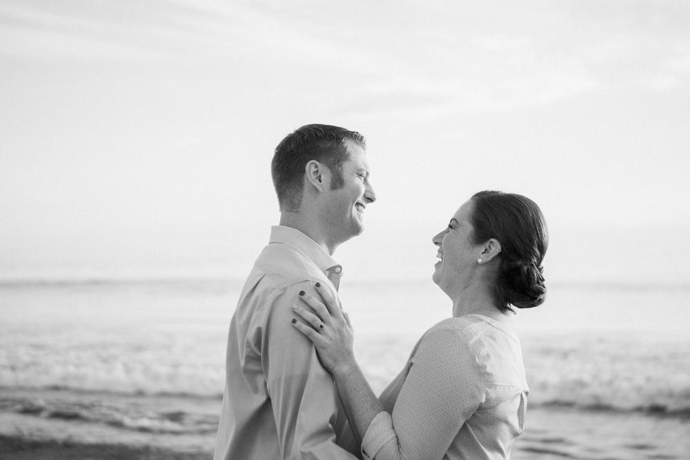 Abalone Cove Palos Verdes Engagement