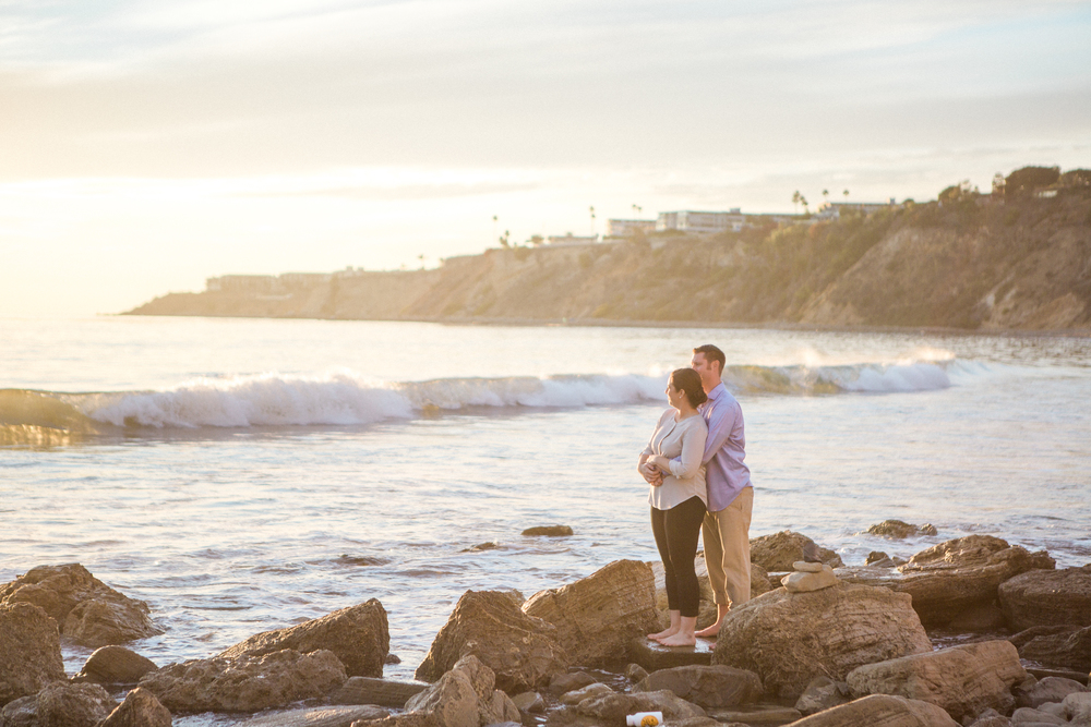 Abalone Cove Engagement