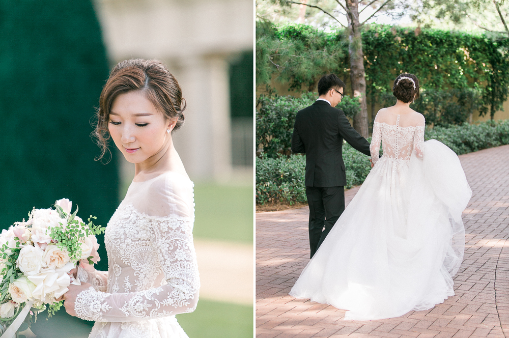 Pelican Hill Wedding Photographer