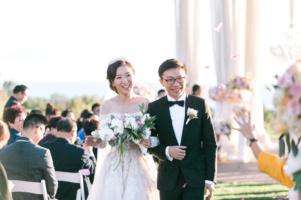 Pelican Hill Wedding
