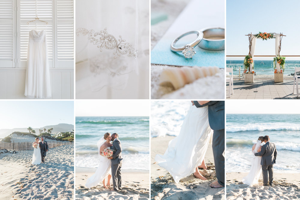 Malibu West Beach Club Wedding