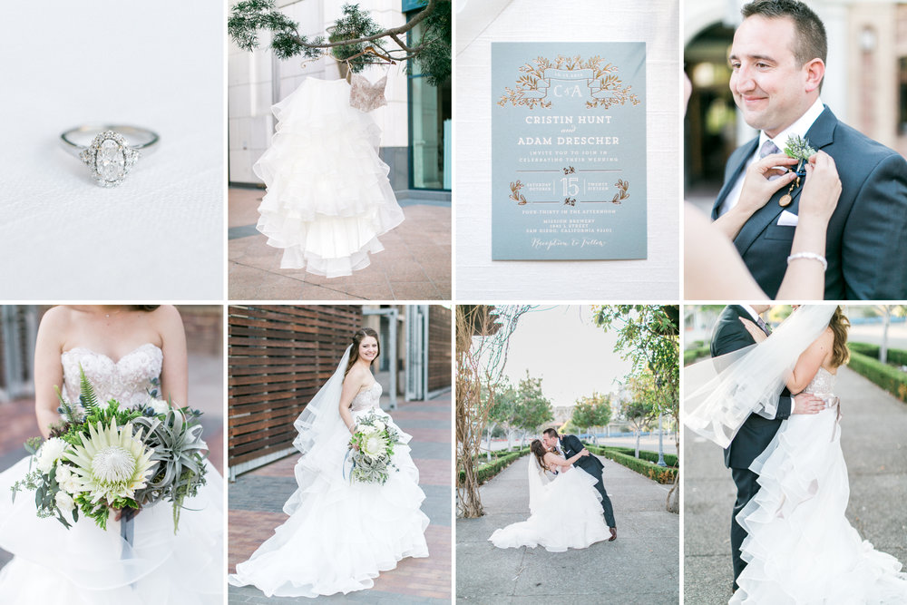 Mission Brewery San Diego Wedding