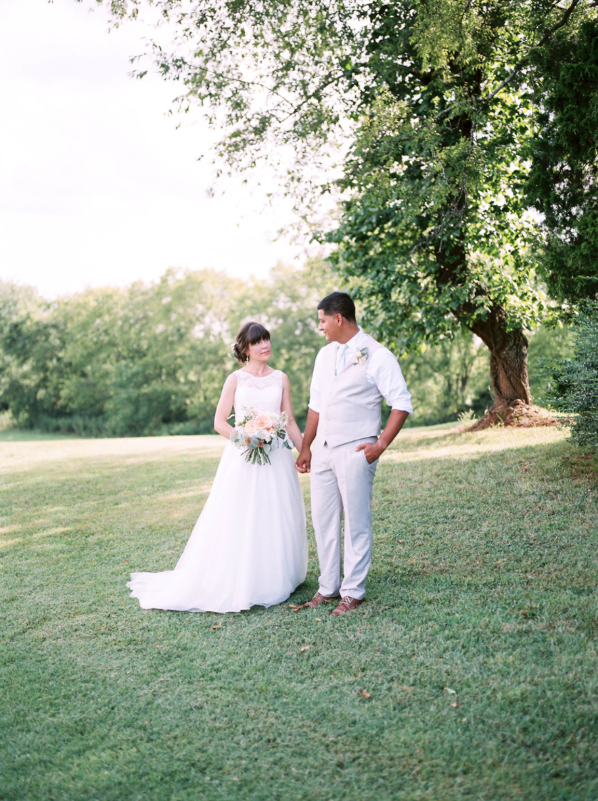 Nashville, Tennessee Wedding - Joanna + erick