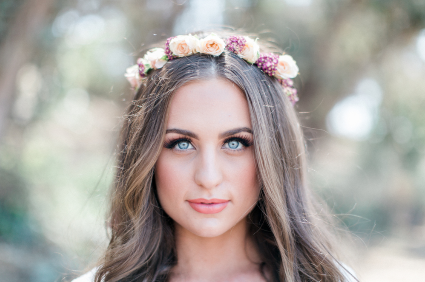 Wedding Inspiration - Hair + makeup looks_label me lindsay