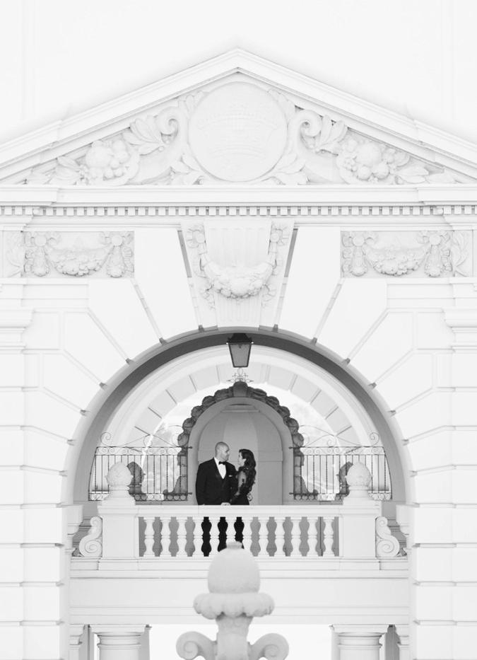 Mayra + Joe - Pasadena city hall