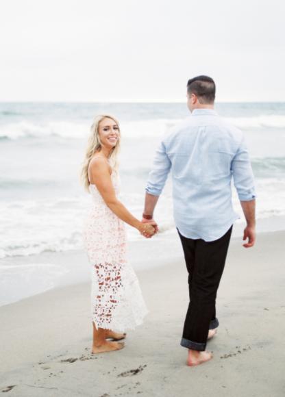 Jen + Tyler - santa monica beach