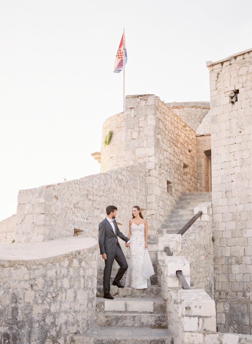 Croatia Wedding Photographer - Film Wedding Photographer