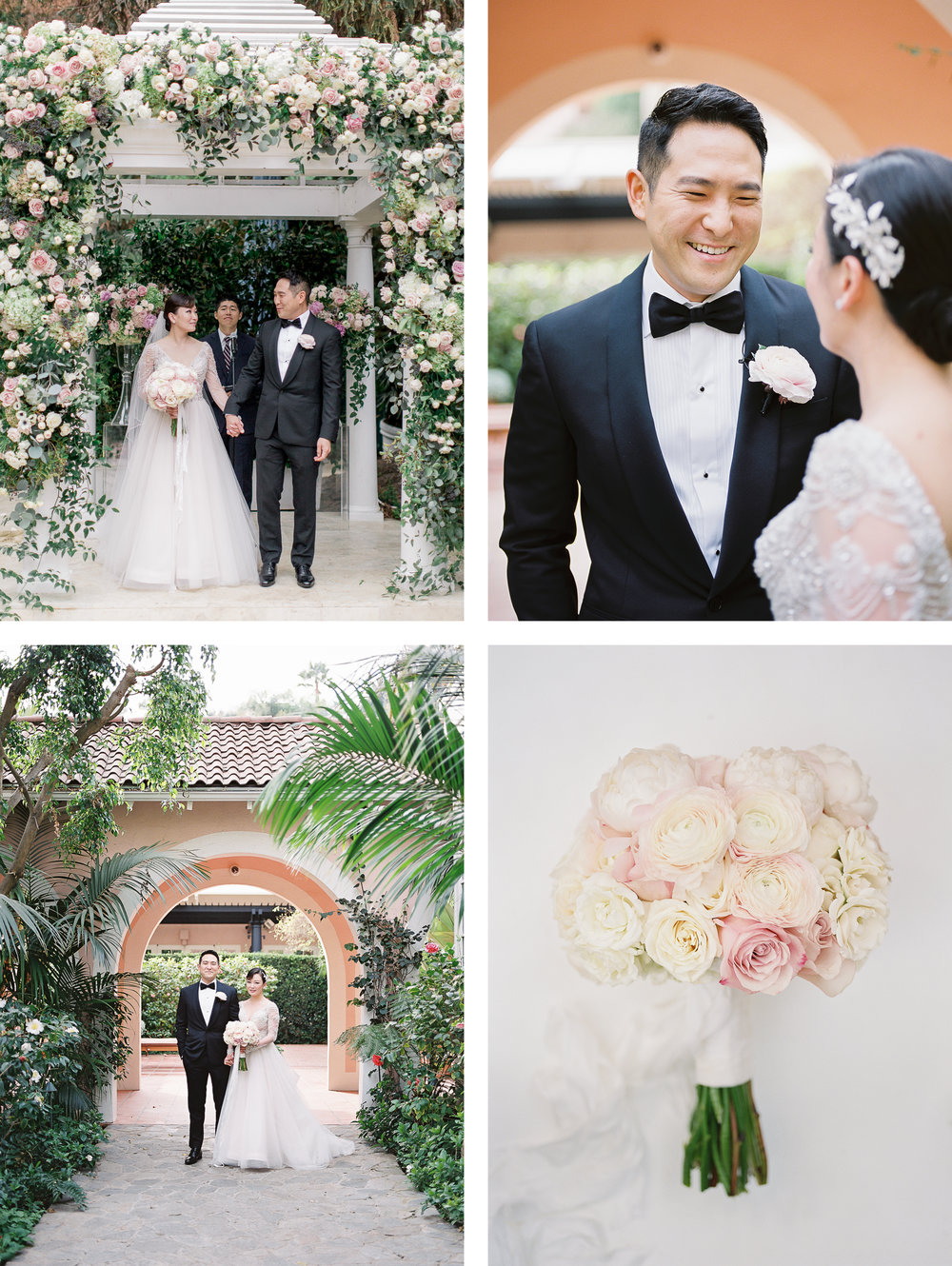 BEL-AIR WEDDING AT HOTEL BEL-AIR - eric + elizabeth