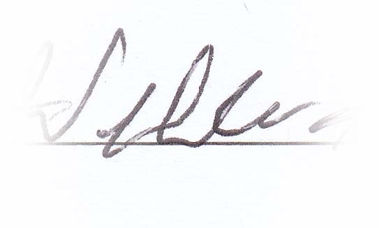 line quality associated with signatures