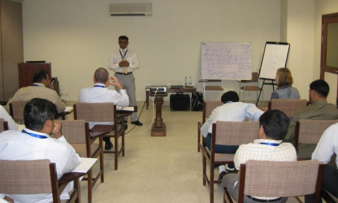 participant case studies - advanced document examination  skills workshop  lahore pakistan