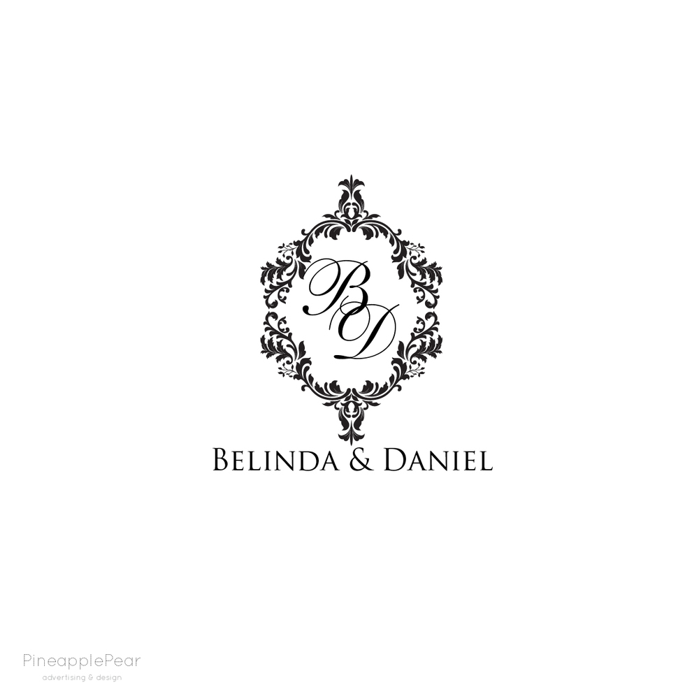 wedding logo design Wedding Decor Ideas