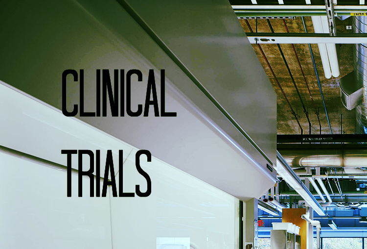 Clinical trials we support