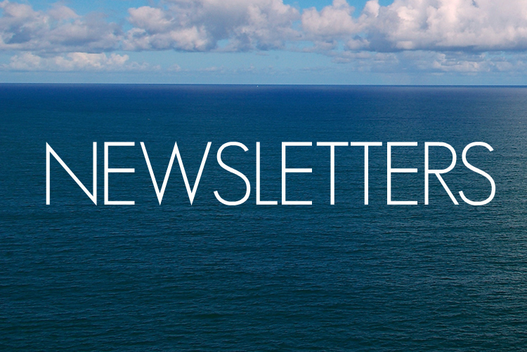 See and sign up for our Newsletter