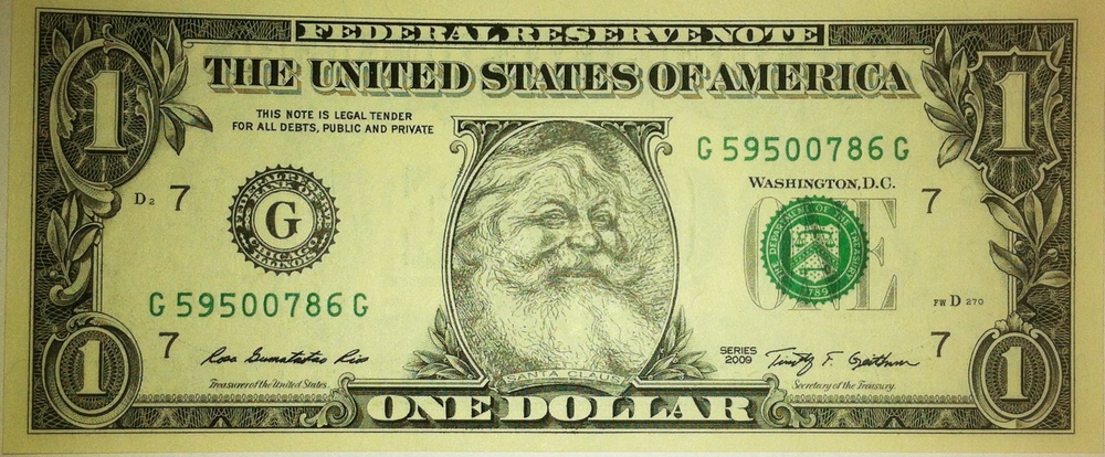 Purchase your Santa Dollars today