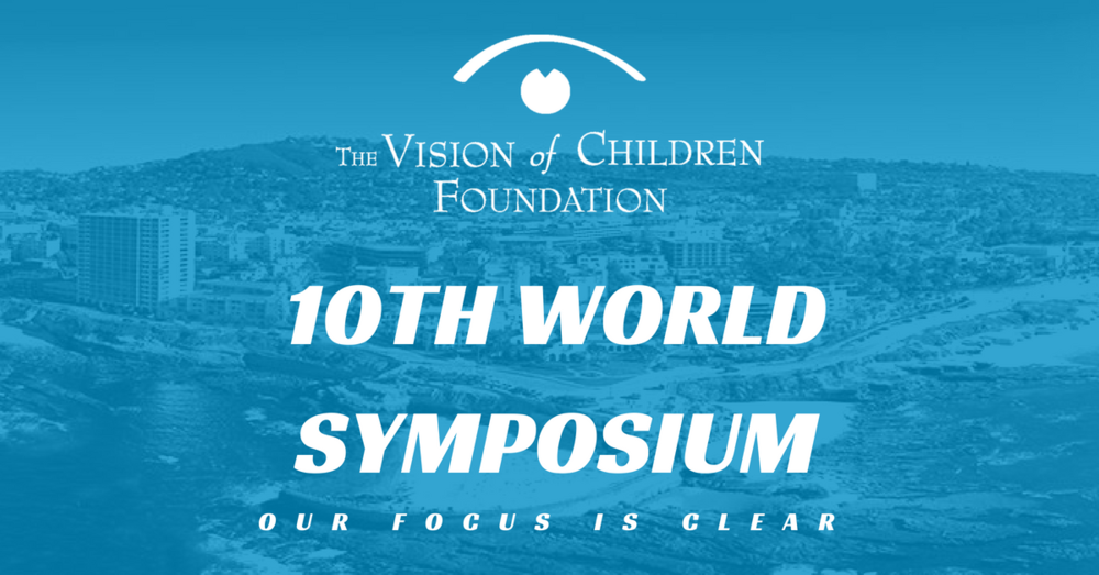 Help us reach our goal!   The Vision of Children Foundation has always had the mission of funding research and supporting the families of children with genetic vision disorders. Today the research we fund is closer than ever to finding a cure! One of the ways we accelerate this research is through our symposiums.    Over the years, the Vision of Children has hosted nine World Symposiums for researchers working on vision research. This year the 10th World Symposium will take place on November 1-3 in La Jolla, California. The symposium encourages a unique environment of sharing that accelerates the research and encourages collaboration. Families are invited to hear the findings that may one day cure the vision disorders in their children. We are hopeful that the cure is in sight for these children. Please help us fund the symposium so one day these children will see clearly.    Your donations will go towards bringing together scientist on a global scale to push us forward on our mission. As a nonprofit, we rely on the support and donations of those around us. Please consider giving whatever you can so that we may carry on this important research.  To read more about or symposium,  Click Here.    We Thank You in Advance,   The Vision of Children Team