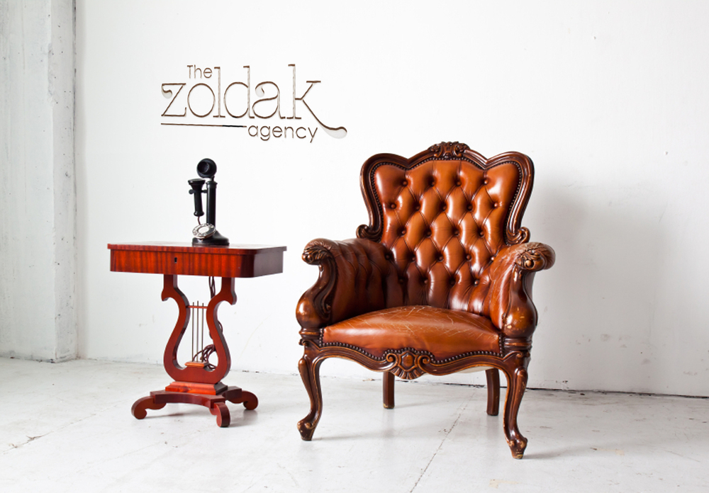 The Zoldak Agency is committed to customer service and endeavors to get back to you as soon as possible.