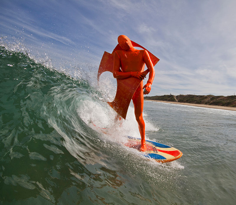 Henry Jock Walker, Bowl Morpher, 2012, Seaford, South Australia. Photo: Damian Longbottom