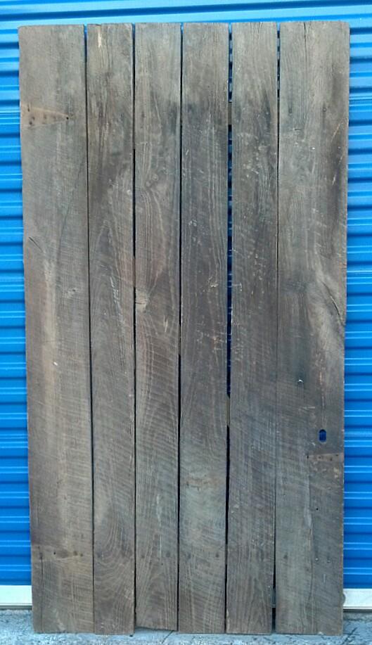 Barn Door #2 Front