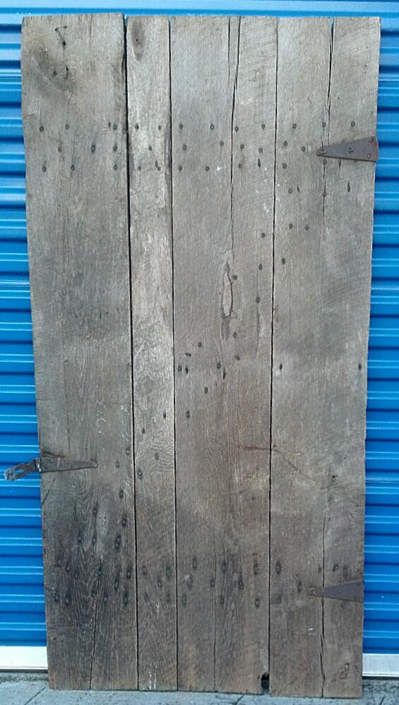Barn Door #4 Front