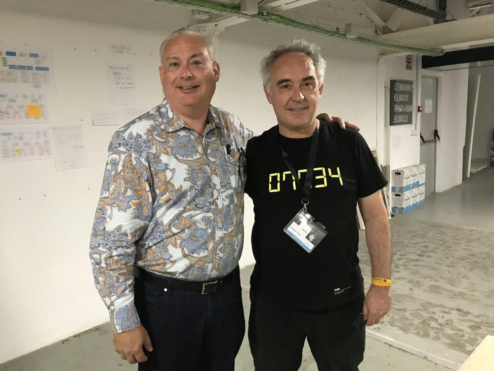 With Ferran