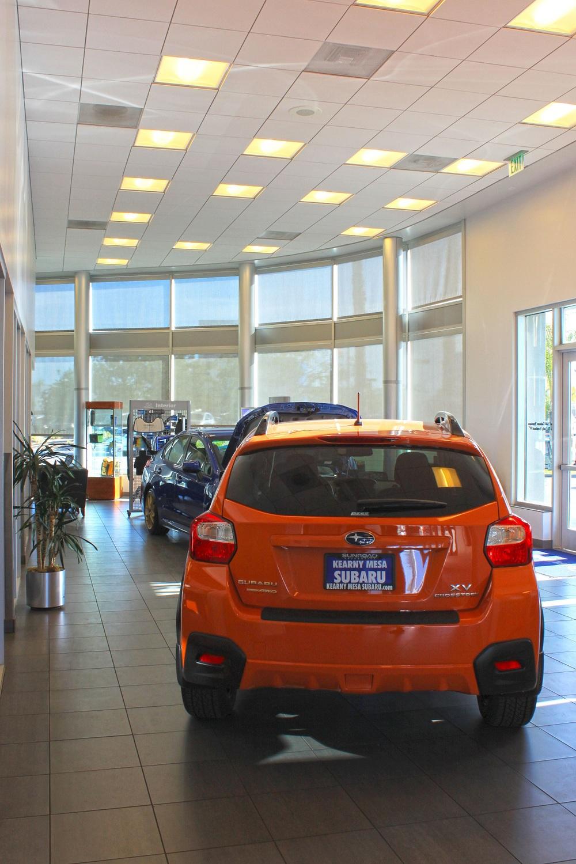 Kearny Mesa Subaru Wagner Architecture Group
