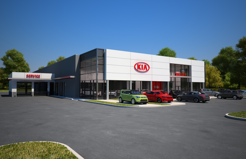 Kia Hyundai Wagner Architecture Group