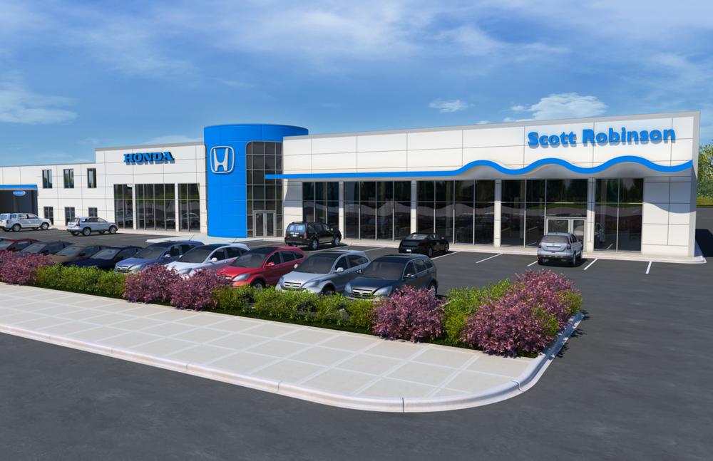 Honda Scott Robinson Exterior