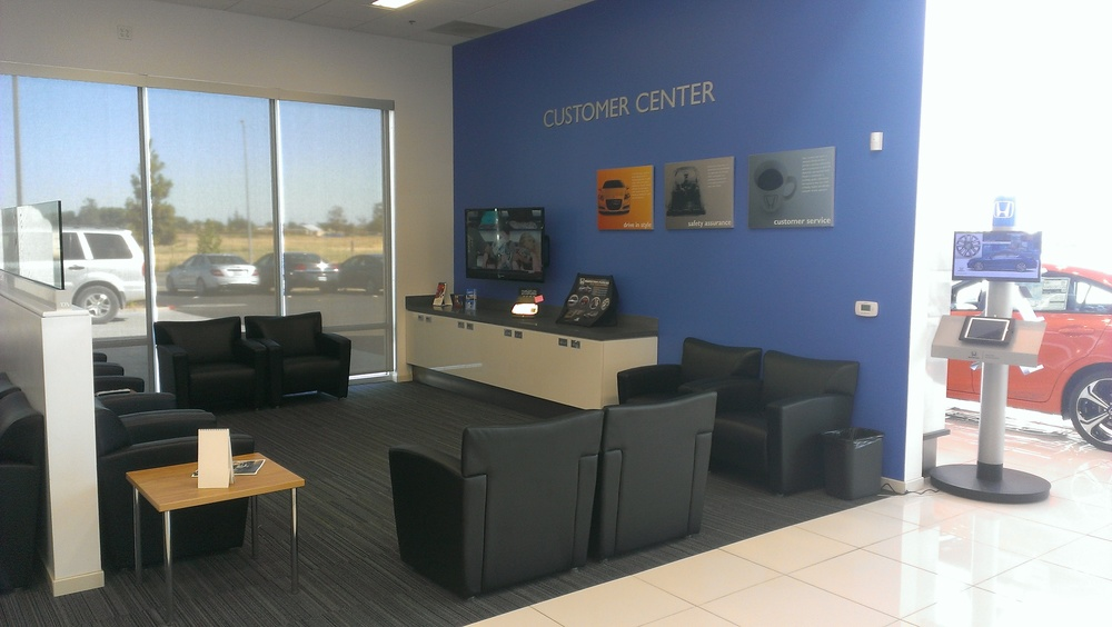 Vacaville Honda — Wagner Architecture Group
