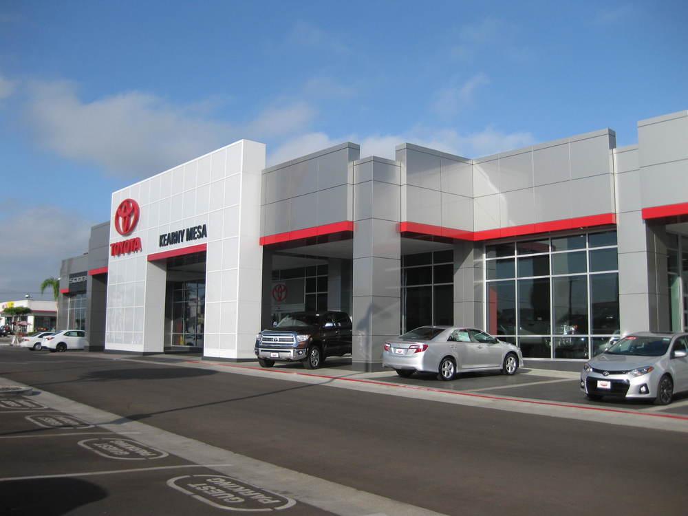 Kearny Mesa Toyota >> Kearny Mesa Toyota Wagner Architecture Group