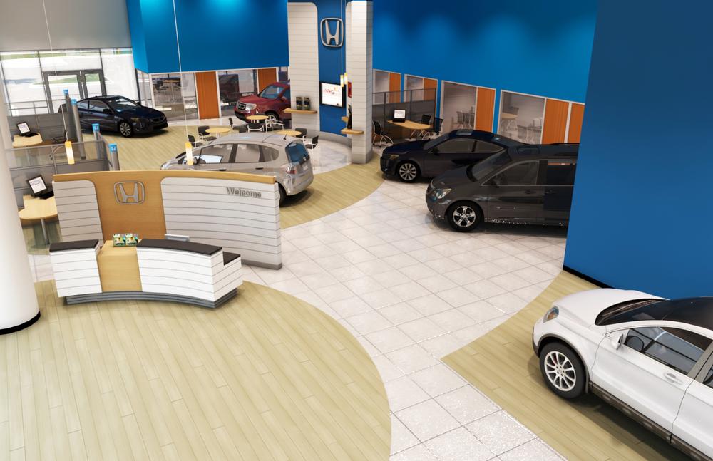 Lancaster Honda — Wagner Architecture Group