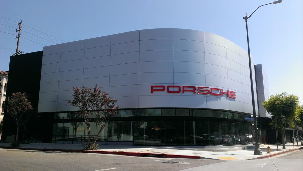 Porsche Wagner Architecture Group