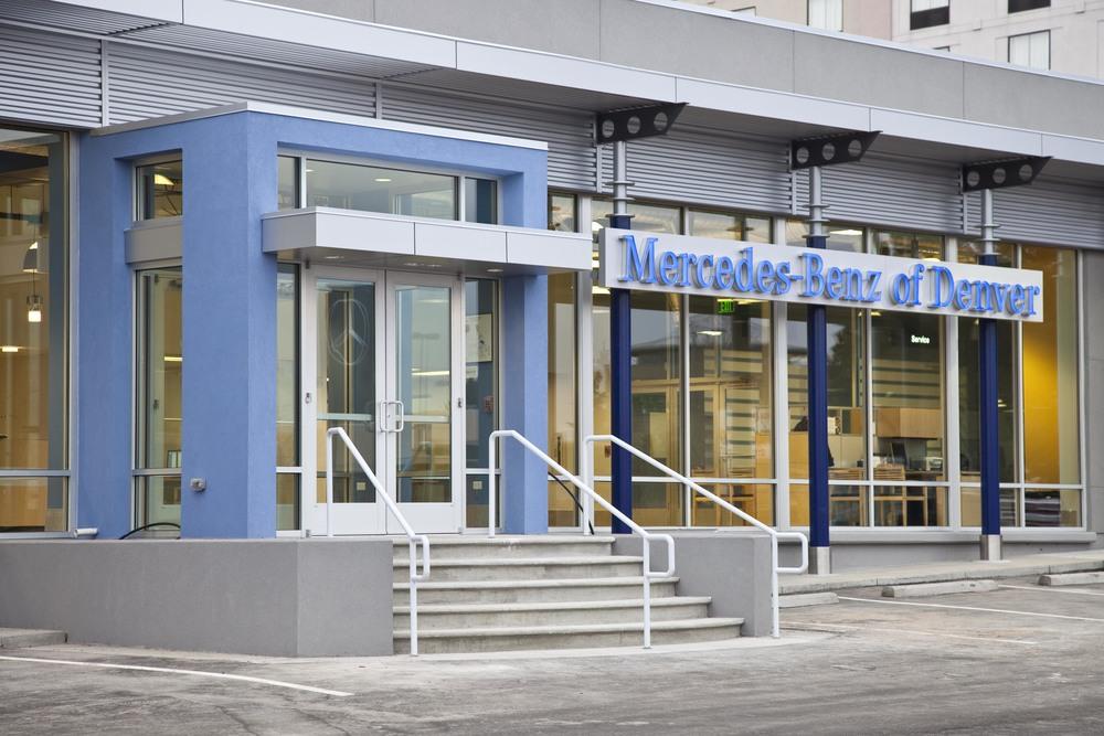 Mercedes Of Denver >> Mercedes Of Denver Service Wagner Architecture Group